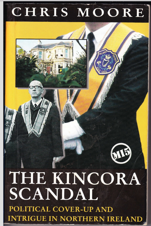 'The Kincora Scandal' - by Chris Moore