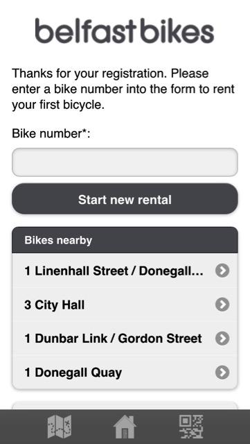 belfastbikes app