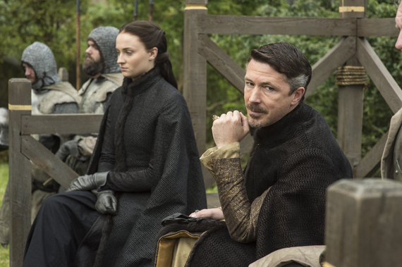 With characters like Littlefinger and their informants everywhere, there are few secrets in Game of Thrones. Photo: HBO / Sky Atlantic