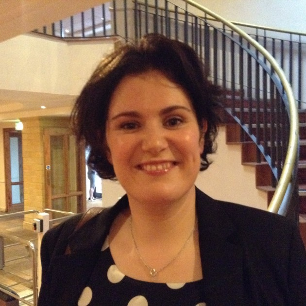 Claire Hanna after South Belfast Assembly selection