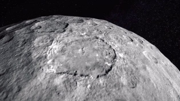 Nasa's Dawn at Ceres