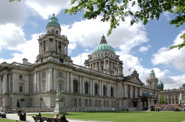 "Lord Mayor of Belfast: ""I would not stand for an assembly that is not functioning"""