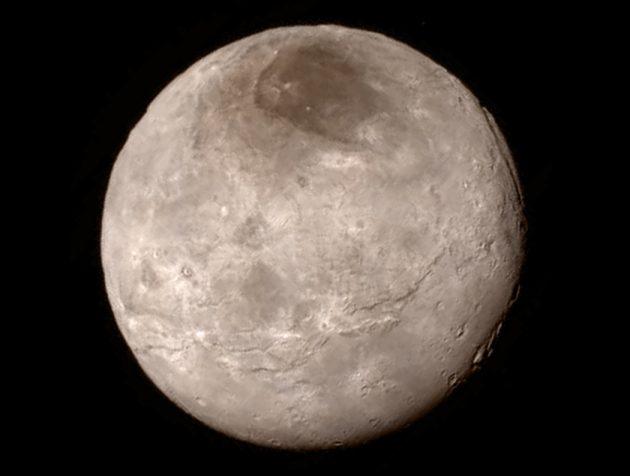 New Horizons Charon