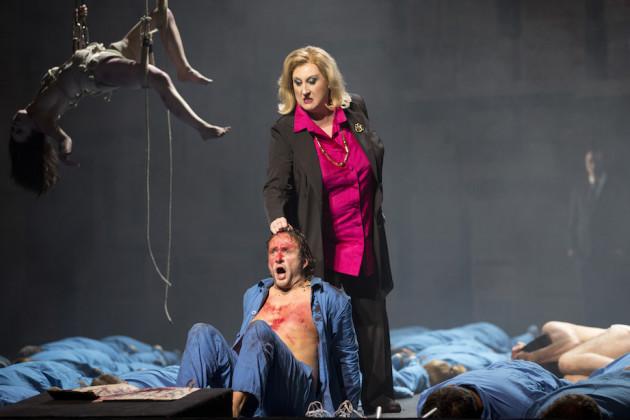 Turandot 11 Credit Ludwig Olah State Theatre of Nuremberg