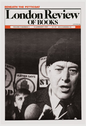 LRB 1987 cover Paisley