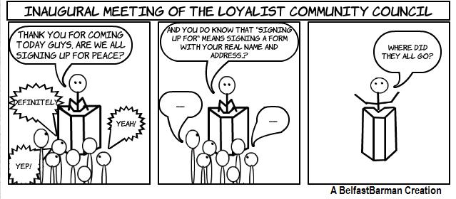 Loyalist Community Council