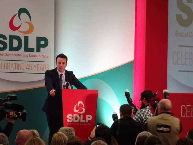 Colum Eastwood new SDLP leader
