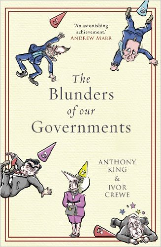 The Blunders of our Government bookcover