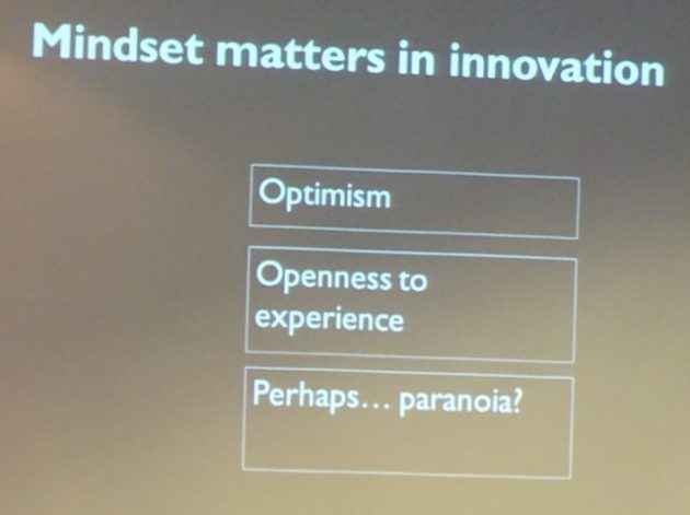 mindset matters for innovation