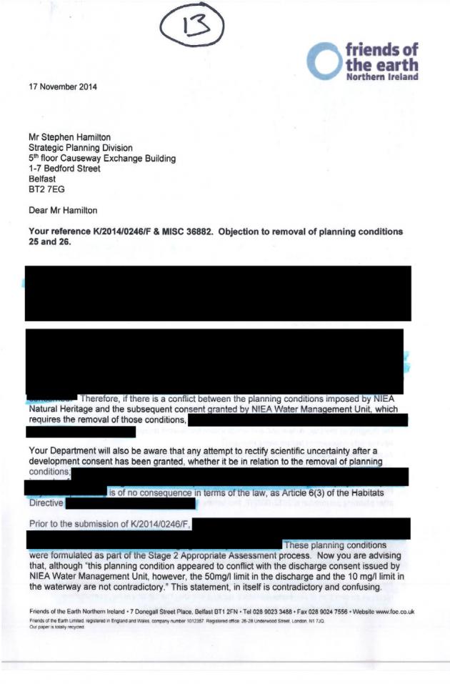 Redacted FoE letter
