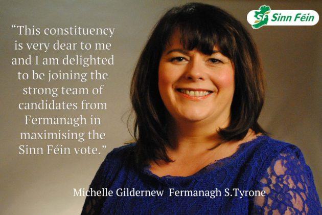 Michelle Gildernew special candidate FST