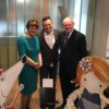 Arlene Foster Colin Williams Martin McGuinness Claude Lily Sixteen South new office opening