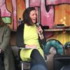 Orla McCann talking at Xchange Summer School xss16