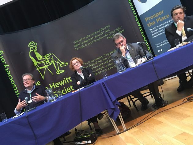 JHISS remembrance panel at an angle