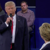 Trump Hillary debate