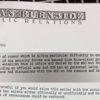 CENT-1-19-5 Xtra-vision David Burnside letter page 1 2