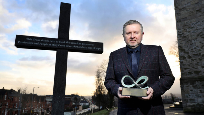 CRC Award for Fr Gary Donegan; & Reconciliation Reframed by Rev Norman Hamilton
