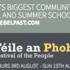 Feile Belfast 2017 banner