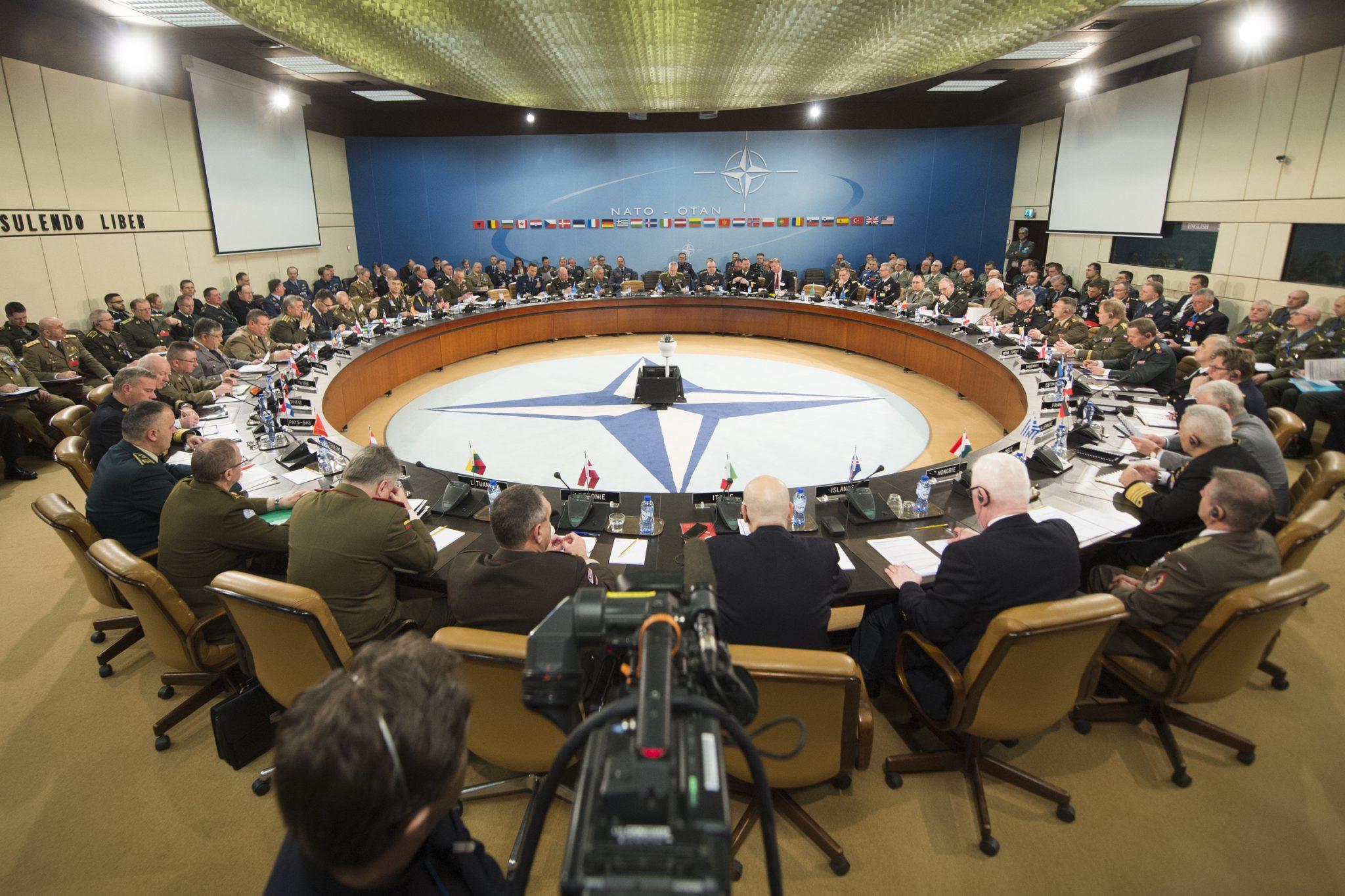 Nato Conference Room