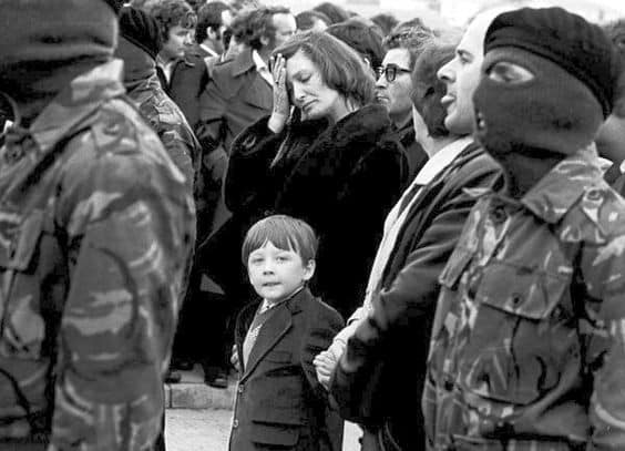 Today is the 40th anniversary of the death of Bobby Sands…