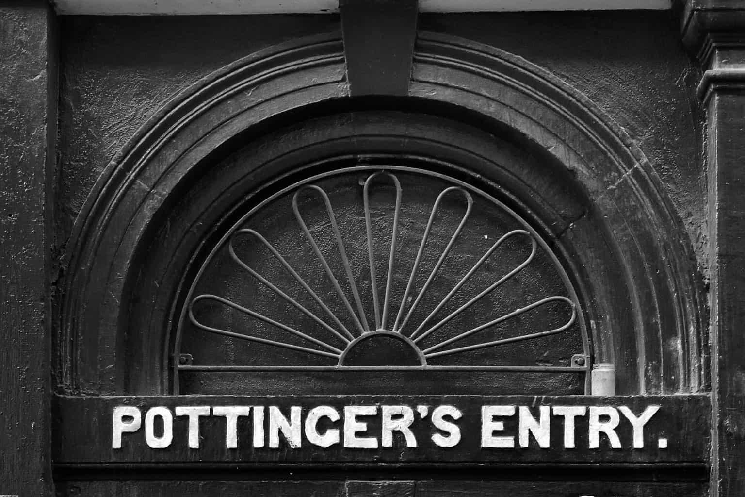 gateway, pottinger's entry, belfast