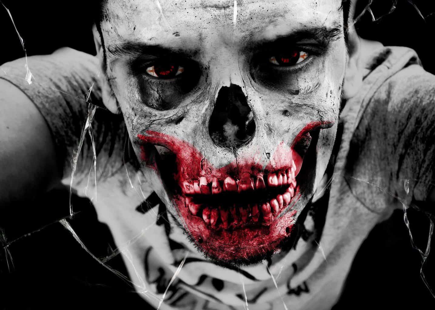 zombie, horror, monster