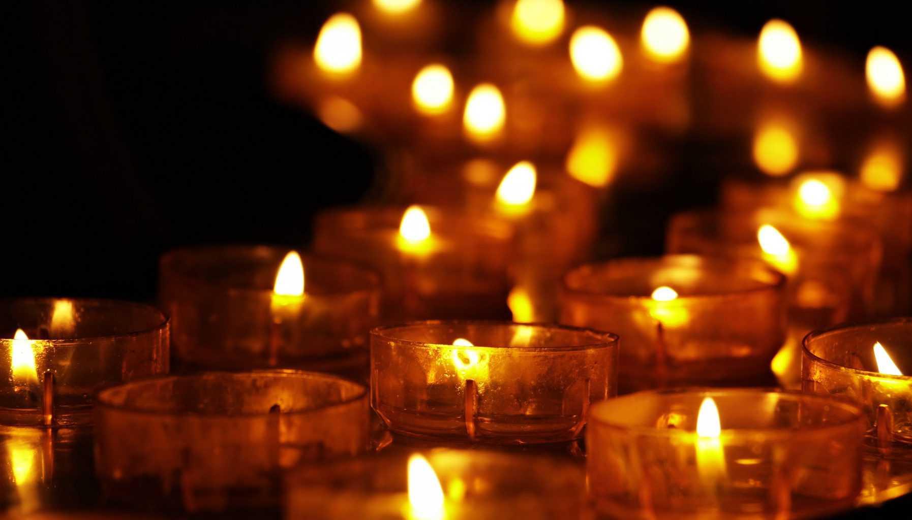 candlelight, faith, candles
