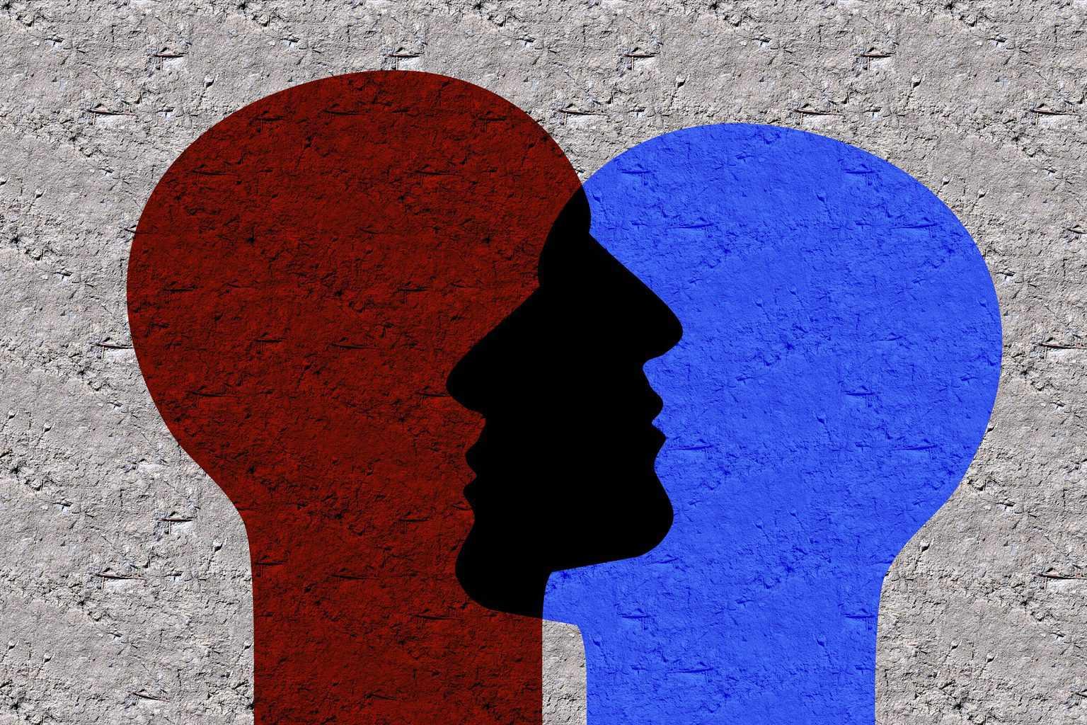 face, faces, dialog