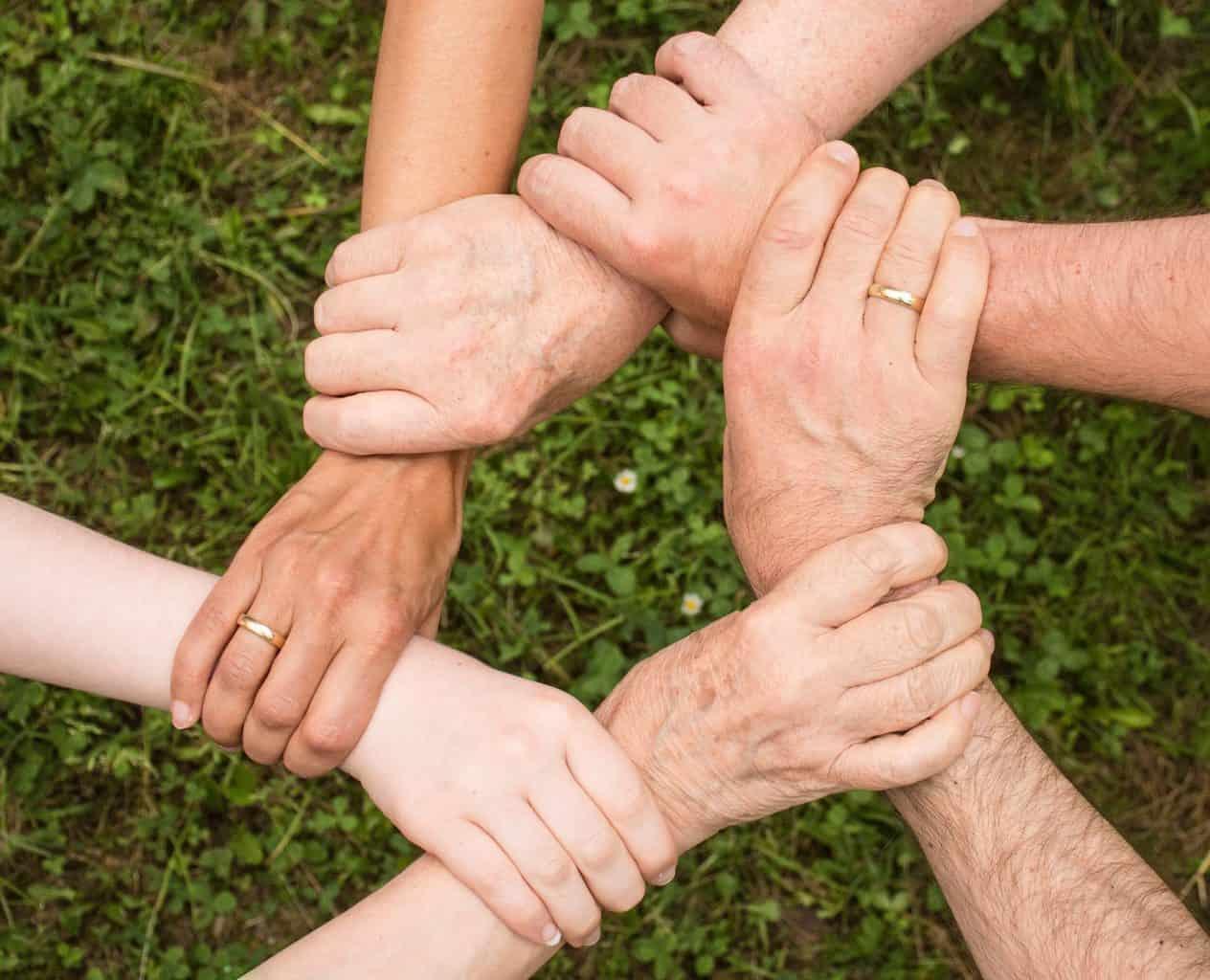 team spirit, teamwork, community